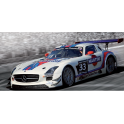 "Carrera Digital 124 Mercedes AMG SLS GT3, ""Martini No.33"", Hankook 12h Zandvoort"