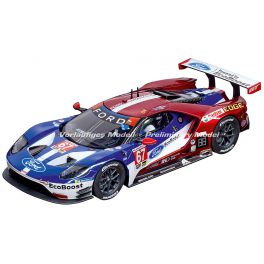 "Carrera Digital 124, Ford GT Race Car ""No.67"" in Originalbox"