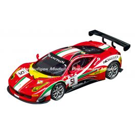 "Carrera Digital 124, Ferrari 458 Italia GT3 ""AF Corse, No.51"" in Originalbox"