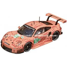 "Carrera Digital 124, Porsche 911 RSR 92 ""Pink Pig Design"" in Originalbox"