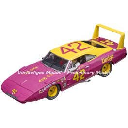 "Carrera DIGITAL 132 DODGE CHARGER DAYTONA ""No.42"" in Originalbox"