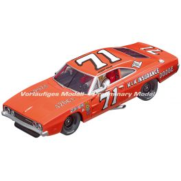 "Carrera DIGITAL 132 DODGE CHARGER 500 ""No.71""  in Originalbox"